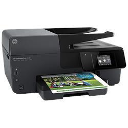 מדפסת משולבת + פקס אלחוטית + רשת HP Officejet Pro 6830 E3E02A
