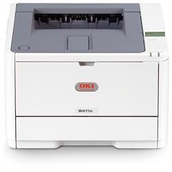 מדפסת לייזר Oki B411D