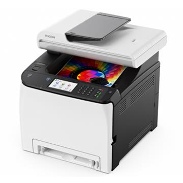 מדפסת משולבת לייזר צבעונית ריקו SP-C261SFNw