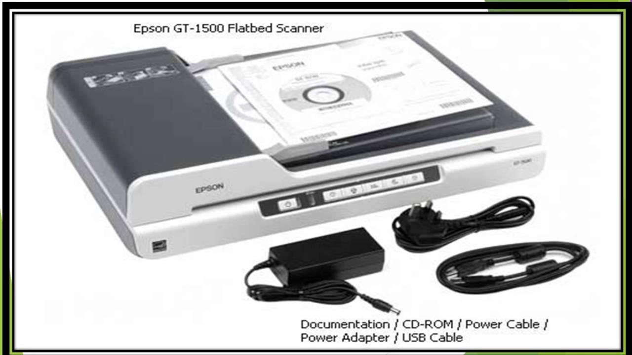 סורק Epson GT1500