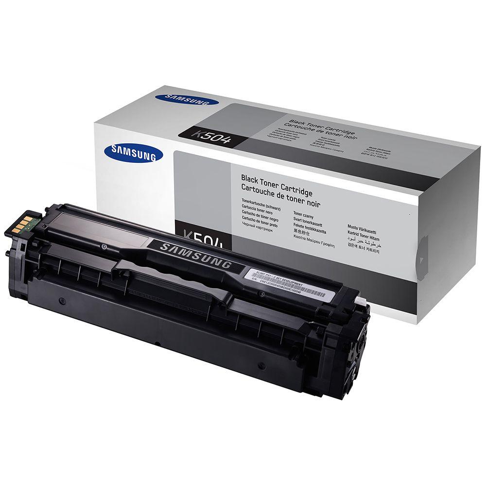 טונר שחור מקורי Samsung CLT-K504S