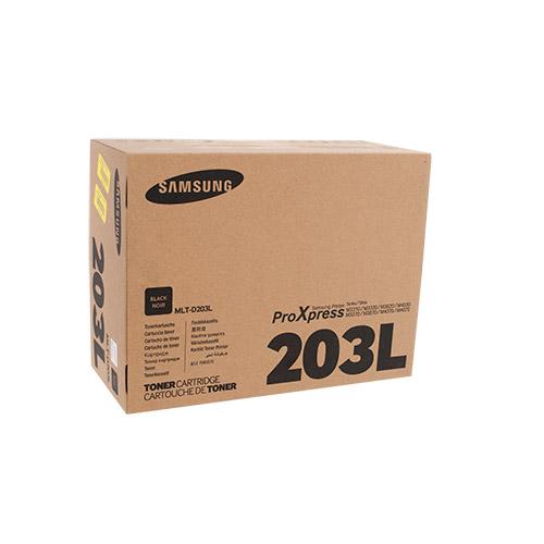טונר מקורי MLTD203L Samsung סמסונג